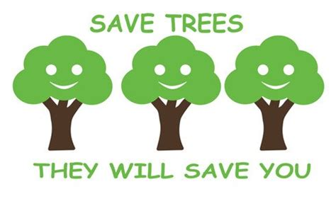 Save Trees, Save Environment, Essay and Article on Save
